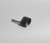 Boom Band for 8mm with pin for jib swivel - by SAILSetc -