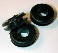 Rubber Grommets, 8mm Tubing (5/16