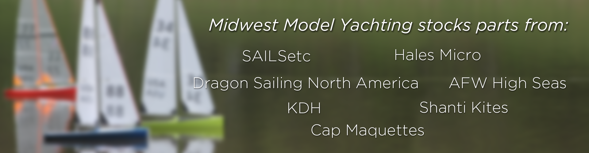 Welcome to Midwest Model Yachting, LLC -