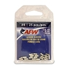 #4 Sleeves - Crimps for  A135-0 Stranded Wire - 25/pack