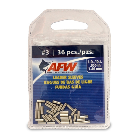 #3 Sleeves - Crimps for  A090-0 Stranded Wire - 36/pack